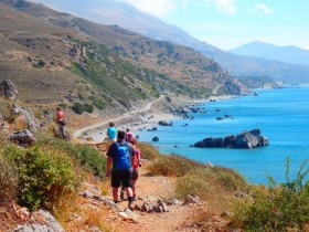 Walking and Hiking on Crete Greece (45)
