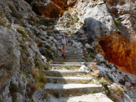 Walking and Hiking on Crete Greece (54)